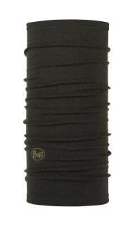 Бандана BUFF Midweight MERINO WOOL FOREST NIGHT MELANGE
