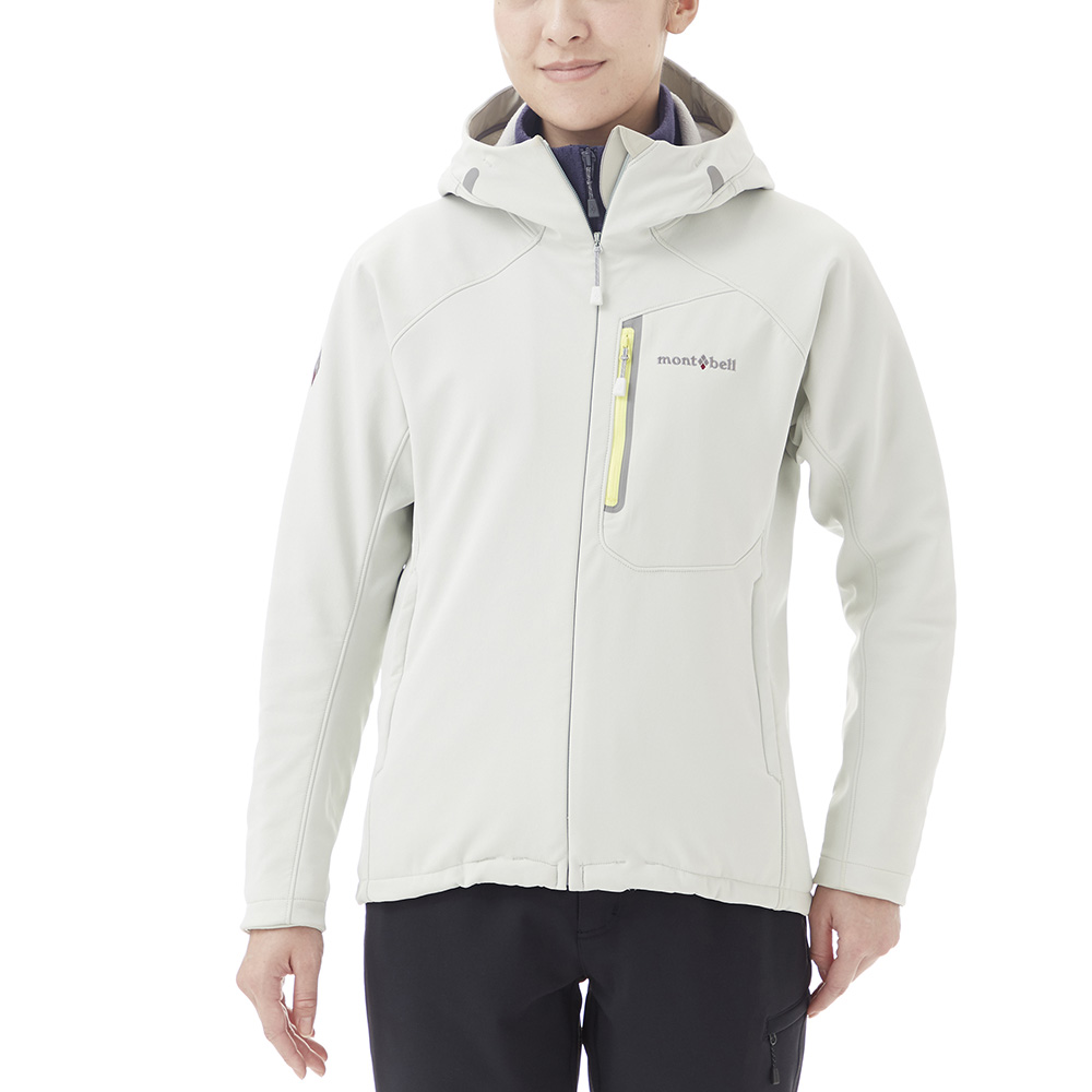 Куртка Montbell CLIMAPRO 200 Parka-3
