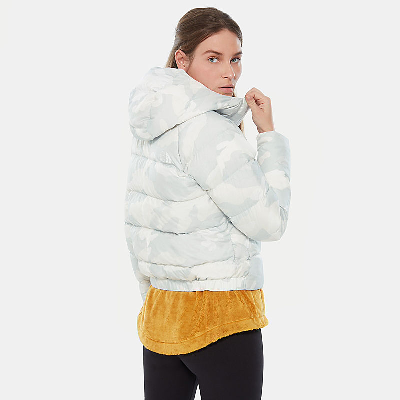 Куртка The North Face CROP 550 DOWN HOOD