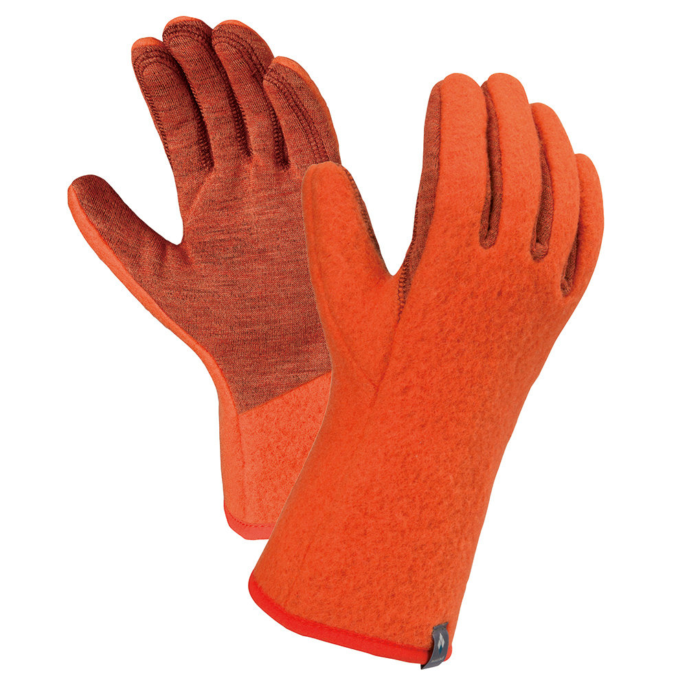 Перчатки Montbell Alpine Gloves Fit Wool Liner