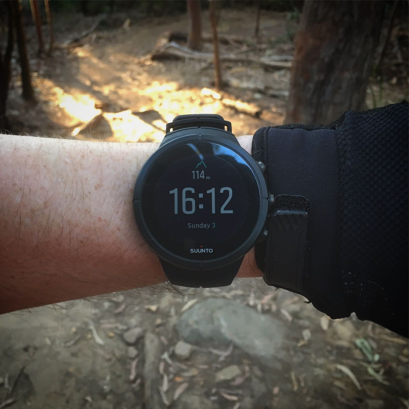 Часы SUUNTO SPARTAN ULTRA BLACK (HR)-5