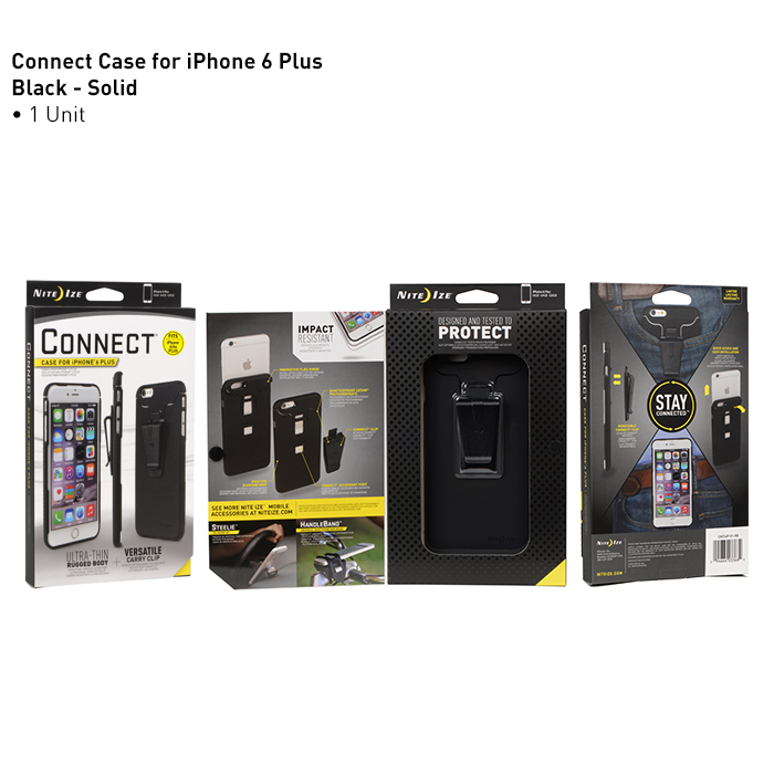 Чехол Connect Case для IPhone 6+-4