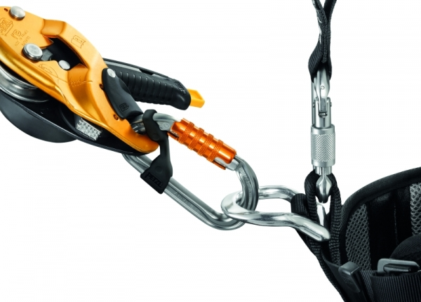 Карабин PETZL Am'D Ball-Lock-1