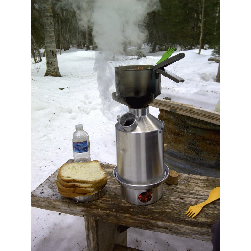 Самовар Kelly Kettle Aluminium Scout-3