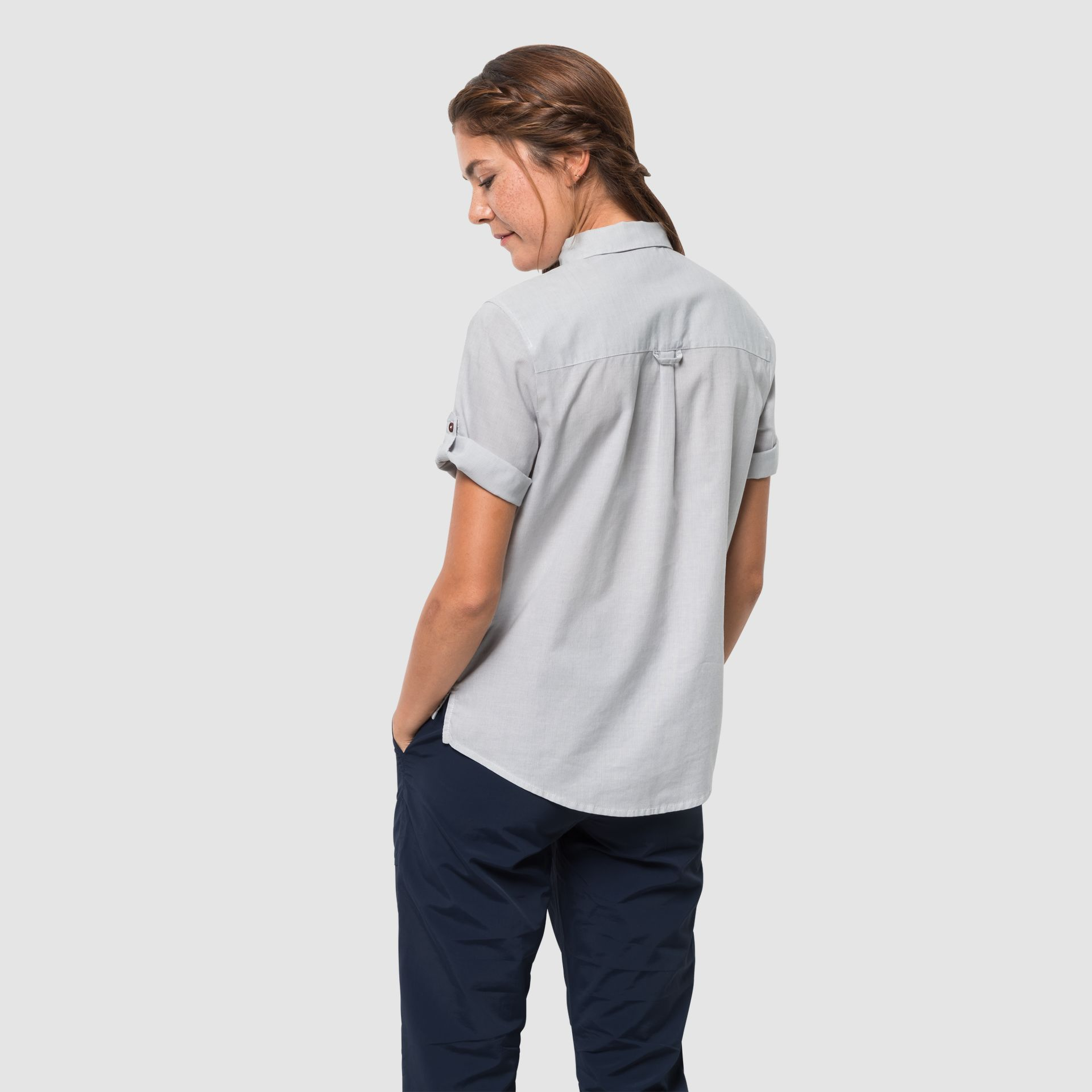 Рубашка JACK WOLFSKIN INDIAN SPRINGS SHORTSLEEVE