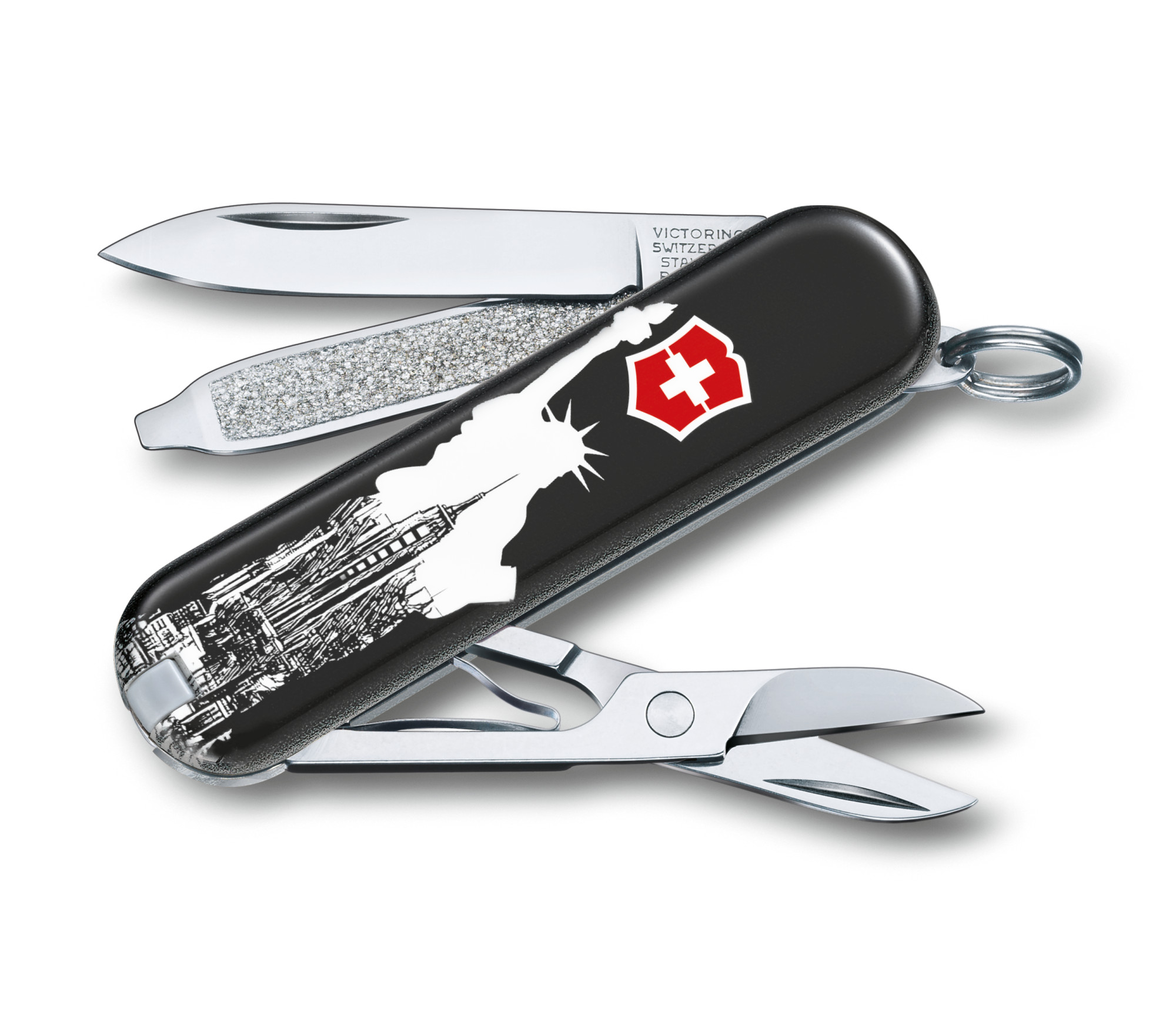 "Мультиинструмент VICTORINOX Classic Limited Edition 2018 ""New York"""