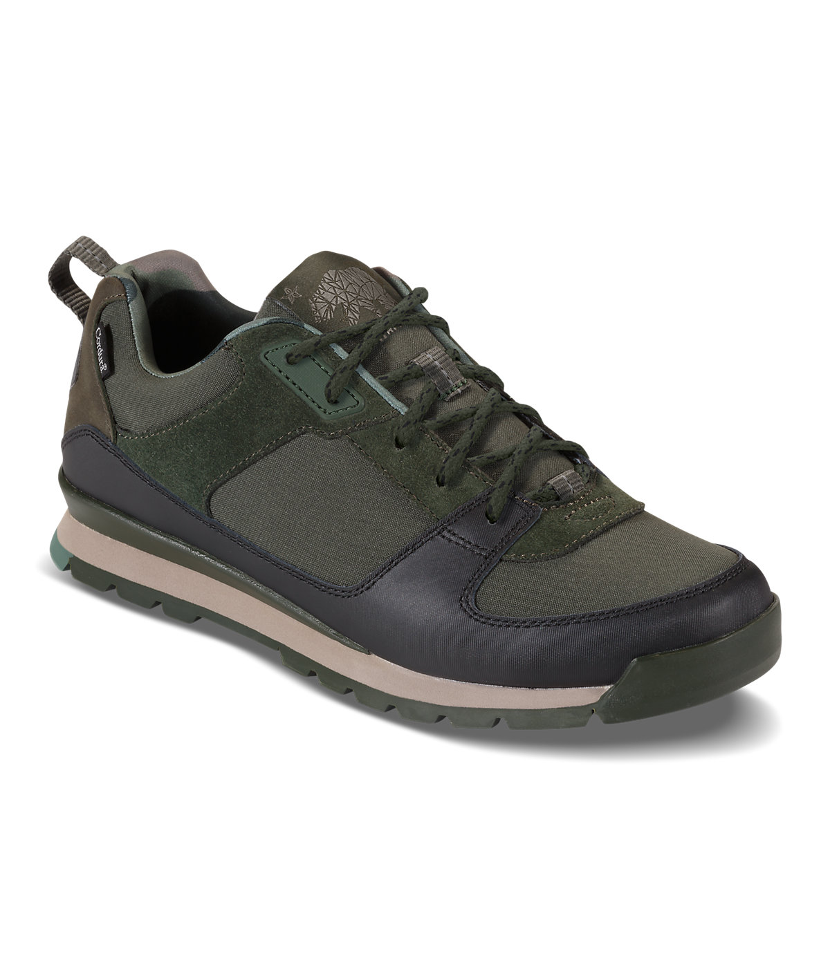 Кроссовки THE NORTH FACE Back-To-Berkeley Mountain Sneaker