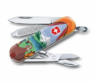 "Мультиинструмент VICTORINOX Classic Limited Edition 2018 ""Call of Nature"""