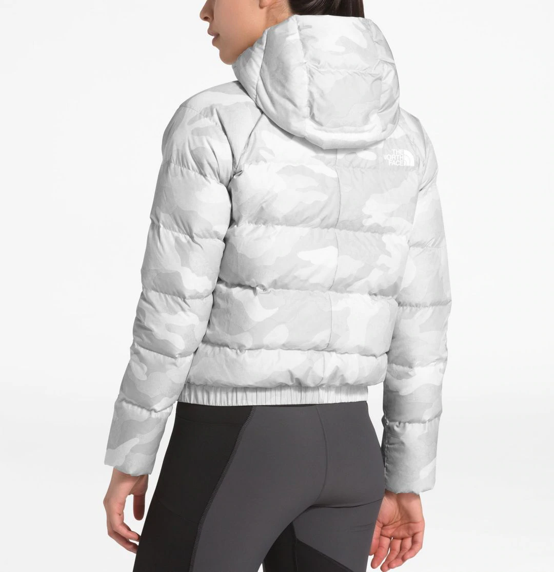 Куртка The North Face CROP 550 DOWN HOOD-3