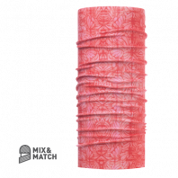 Бандана BUFF High UV Calyx Salmon Rose