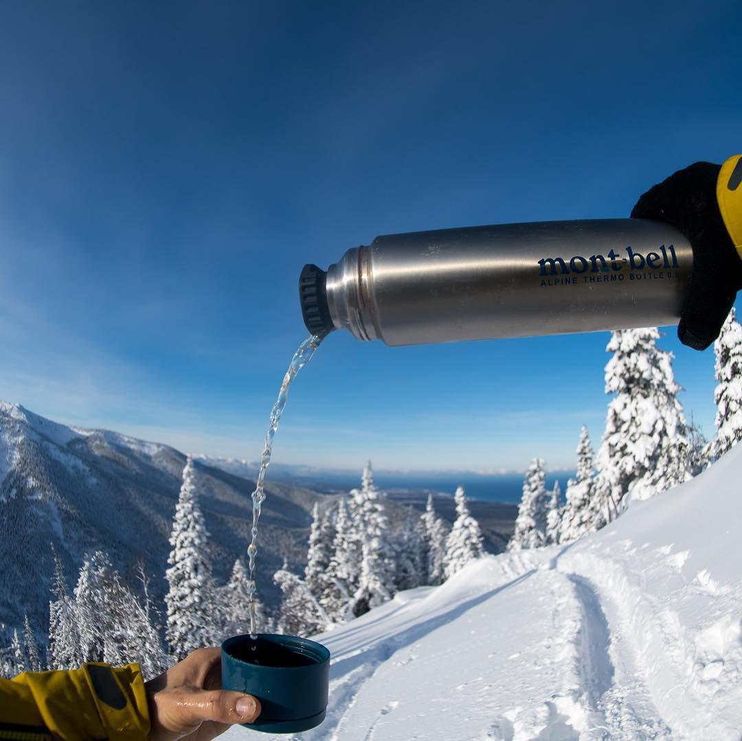 Термос MontBell Alpine Thermo Bottle 350мл-2