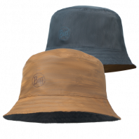 Панама BUFF Travel Bucket Landscape Desert Navy