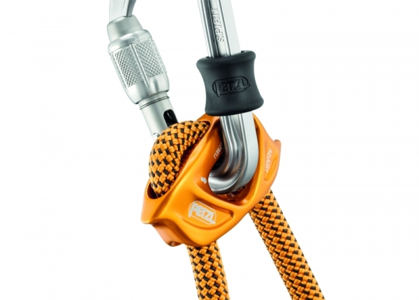 Самостраховка PETZL DUAL CONNECT ADJUST-2