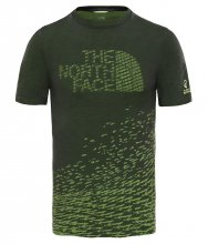 Футболка The North Face FLIGHT LOGO S/S