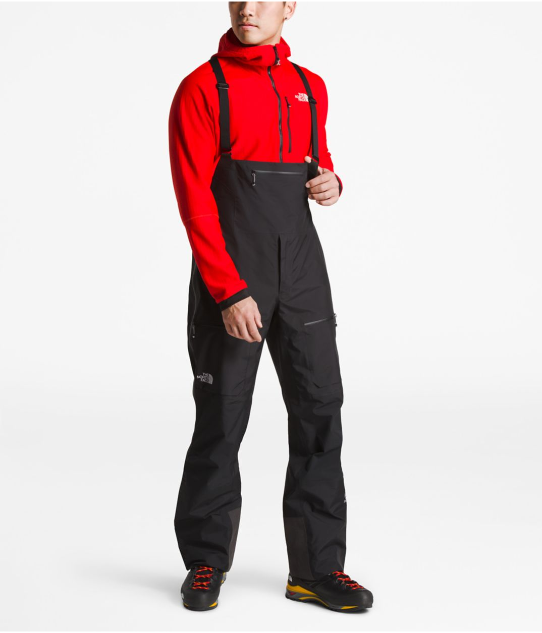 Полукомбинезон The North Face Summit L5 GTX Pro Full Zip Bib-2