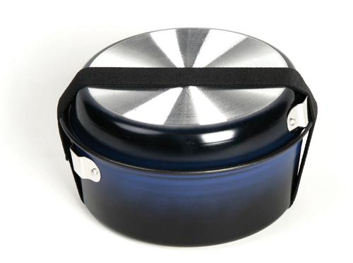 Набор посуды King Camp Deluxe Cookset-1