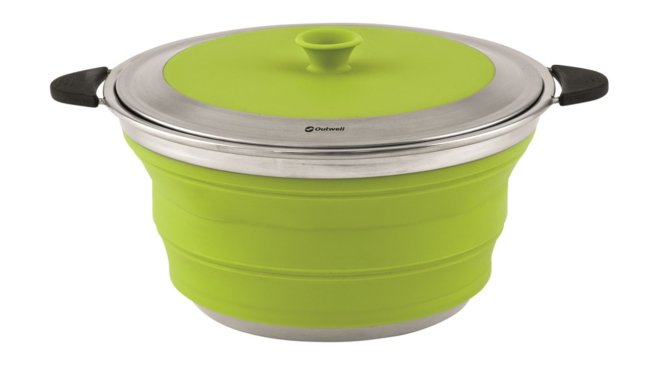 Кастрюля Outwell Collaps Pot with Lid 4.5L