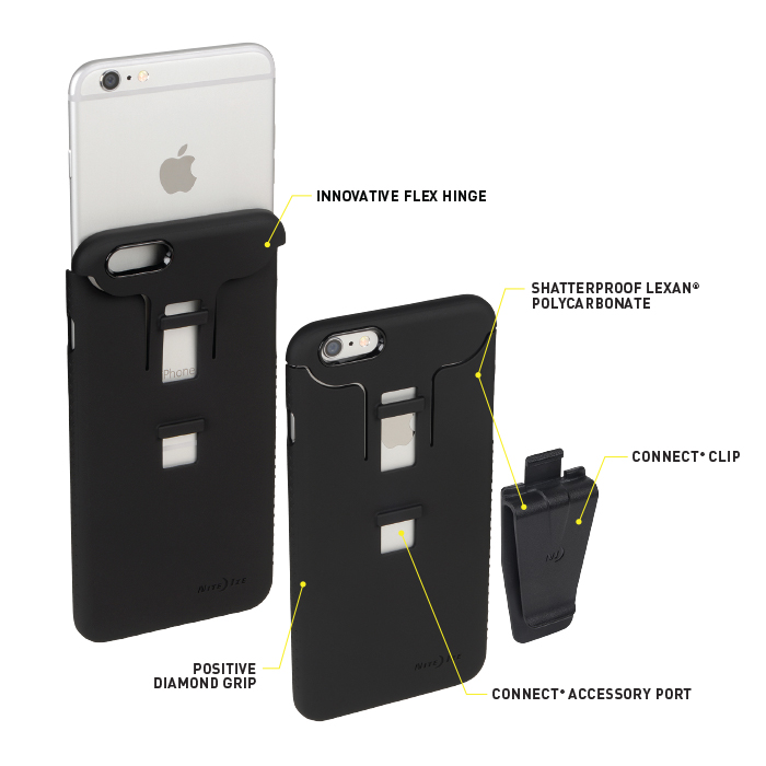 Чехол Connect Case для IPhone 6+-3