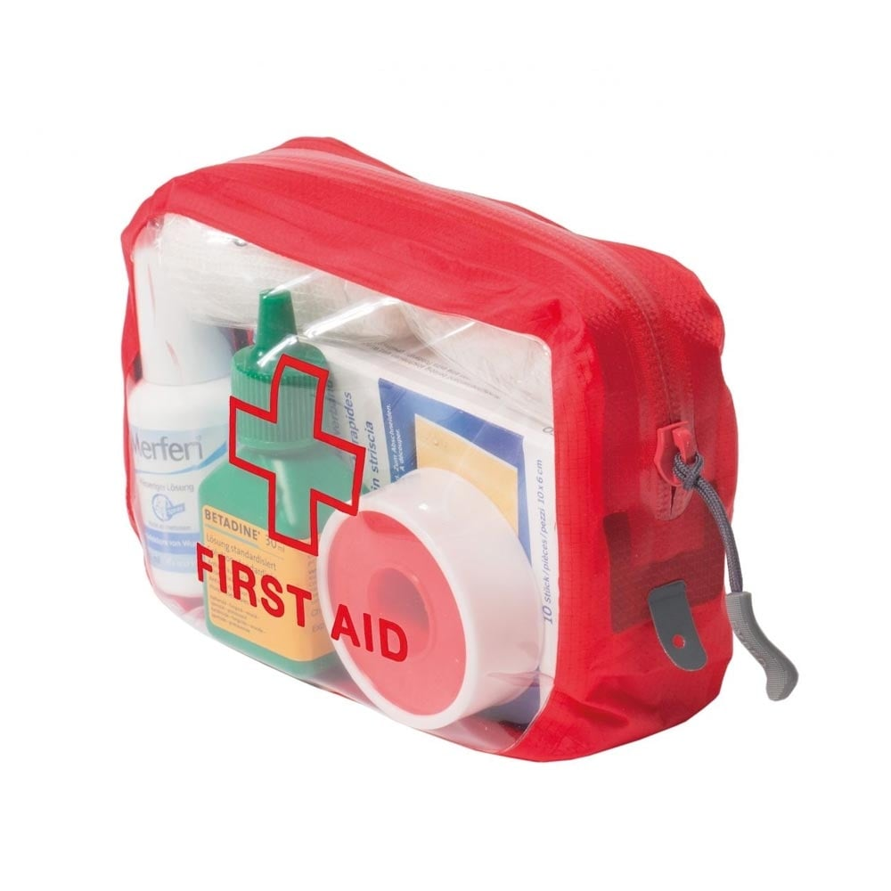 Аптечка Exped Clear Cube First Aid