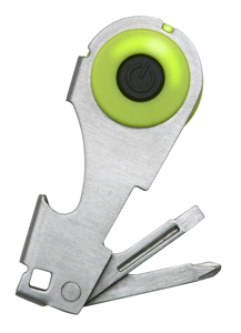 Мультиинструмент SwissTech Key Light Driver with Bottle Opener