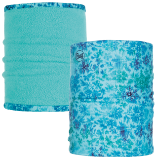 Шарф BUFF REVERSIBLE POLAR FIRNY AQUA