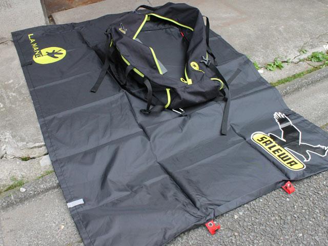 Рюкзак Salewa Ropebag XL – купить в интернет-магазине ... подстилка