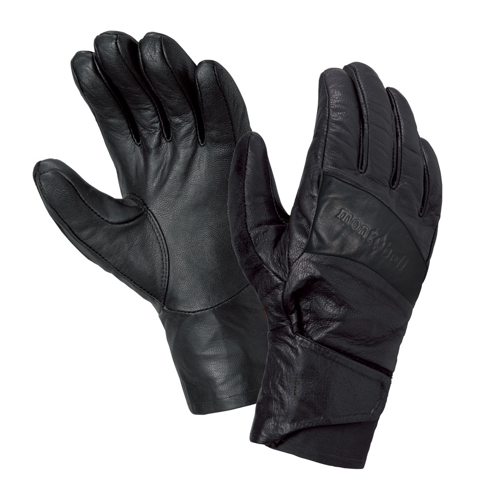 Перчатки Montbell OutDry Winter Leather