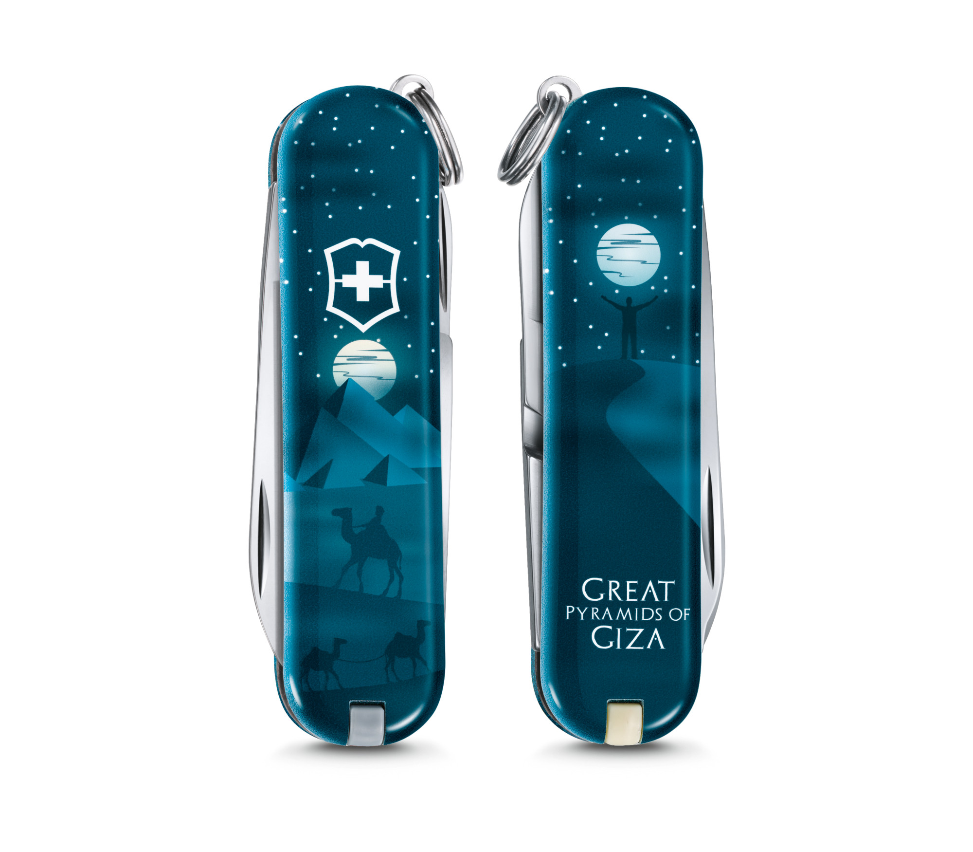 "Мультиинструмент VICTORINOX Classic Limited Edition 2018 ""Great Pyramids"" -1"