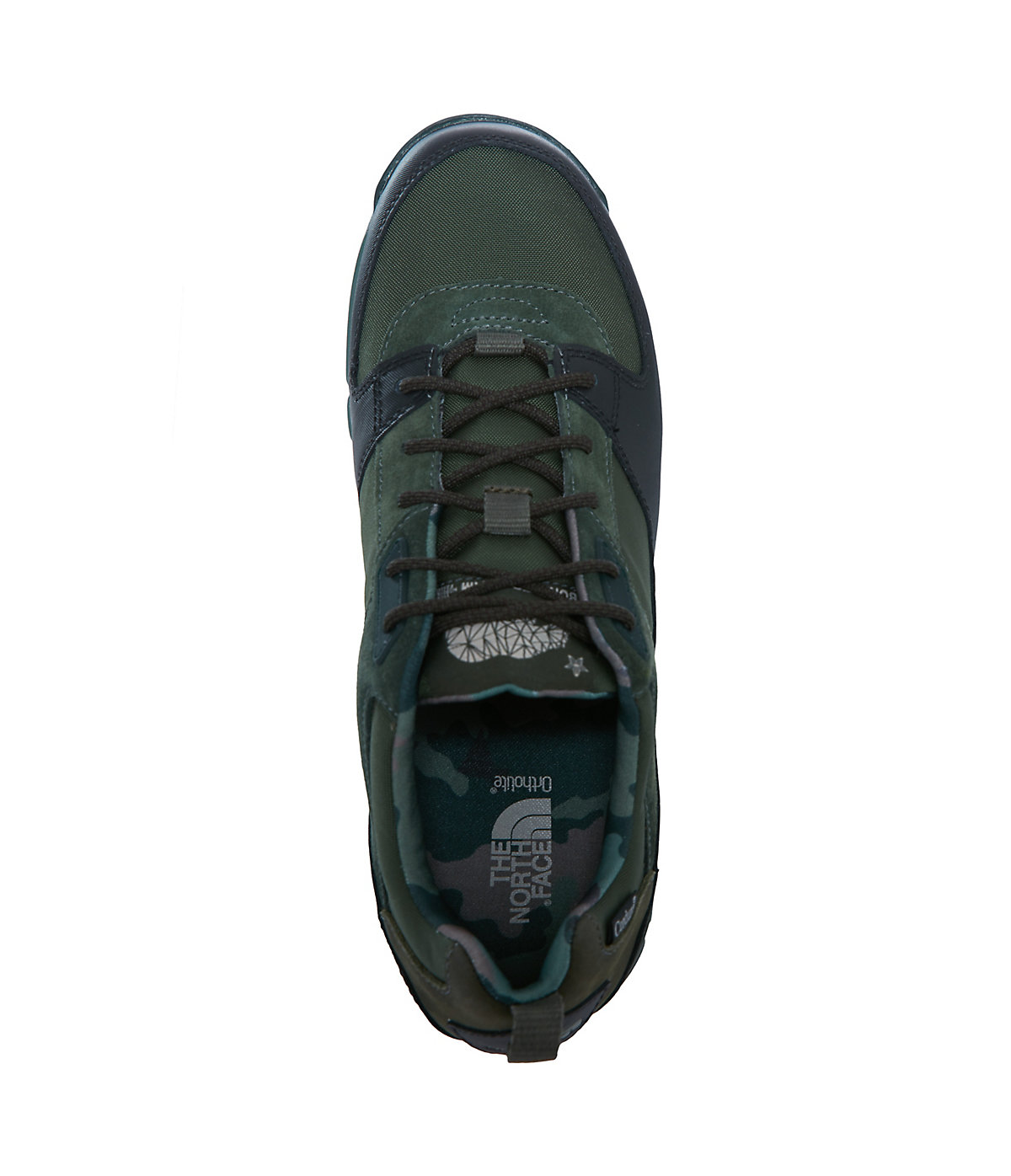 Кроссовки THE NORTH FACE Back-To-Berkeley Mountain Sneaker -2