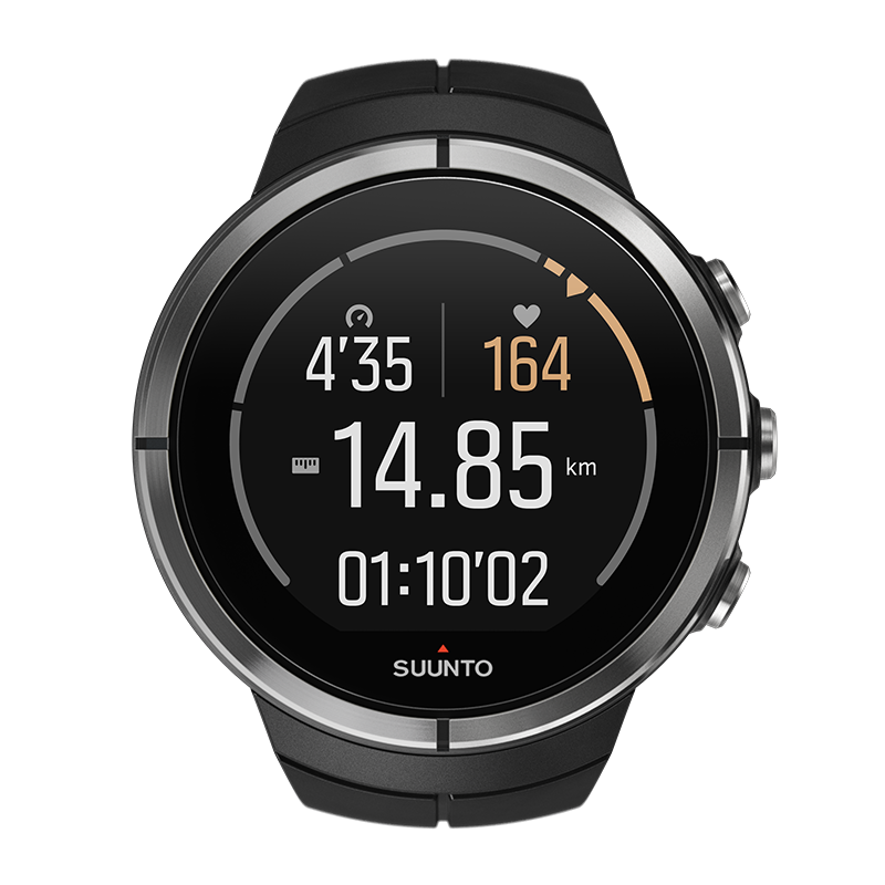 Часы SUUNTO SPARTAN ULTRA BLACK (HR)-3