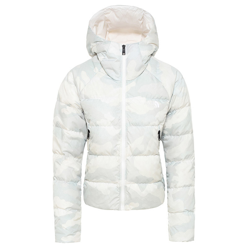Куртка The North Face CROP 550 DOWN HOOD-4