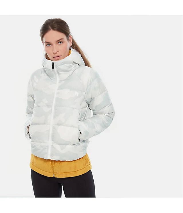 Куртка The North Face CROP 550 DOWN HOOD-1