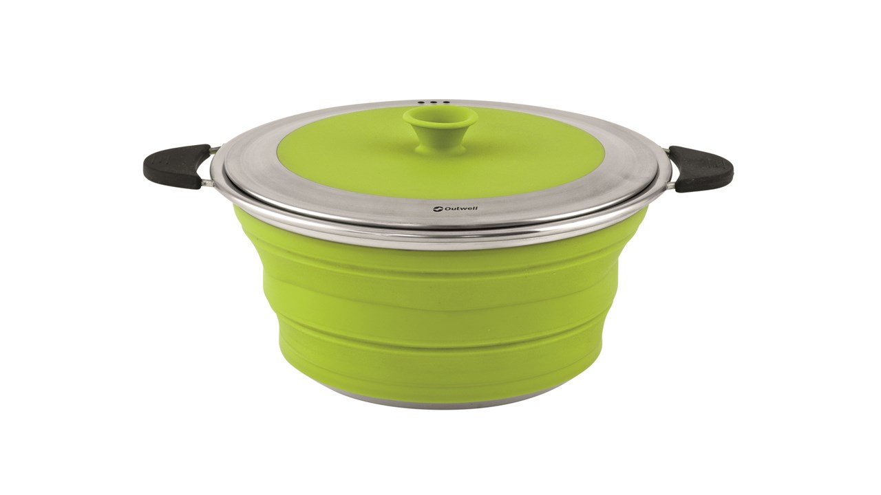 Кастрюля Outwell Collaps Pot with Lid 2.5L