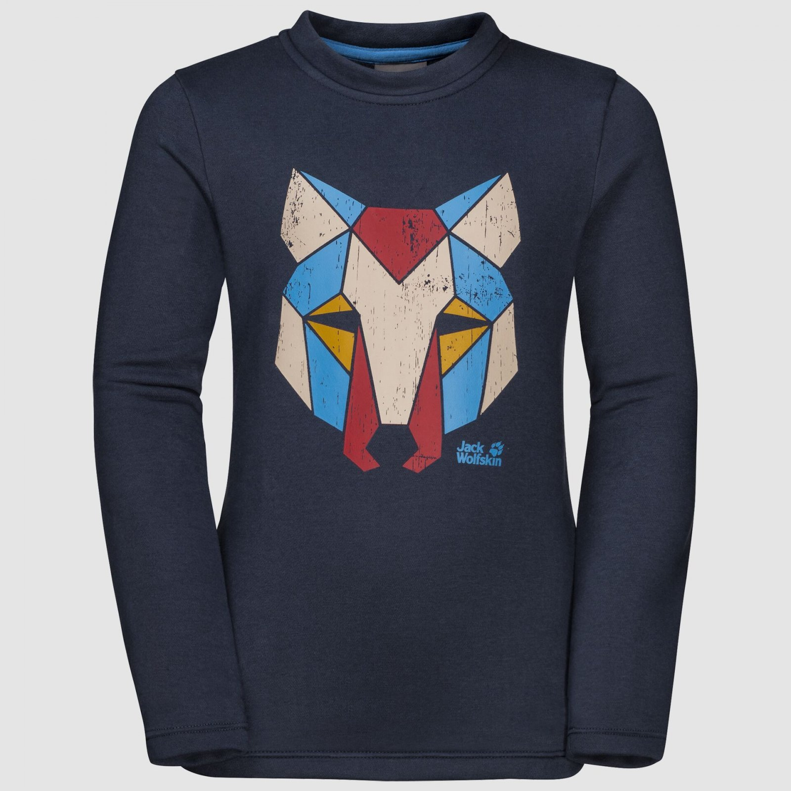 Детский джемпер JACK WOLFSKIN WINTER SWEATSHIRT