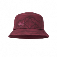 Панама BUFF Travel Bucket Calyx Dark Red