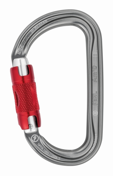 Карабин PETZL Am'D TWIST-LOCK