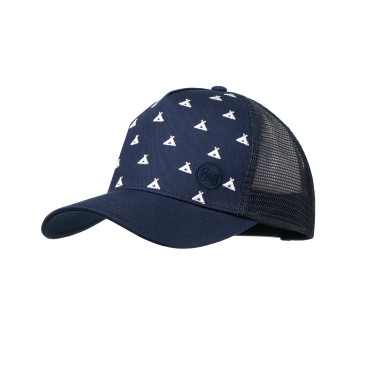 Кепка BUFF Trucker Campfire Navy