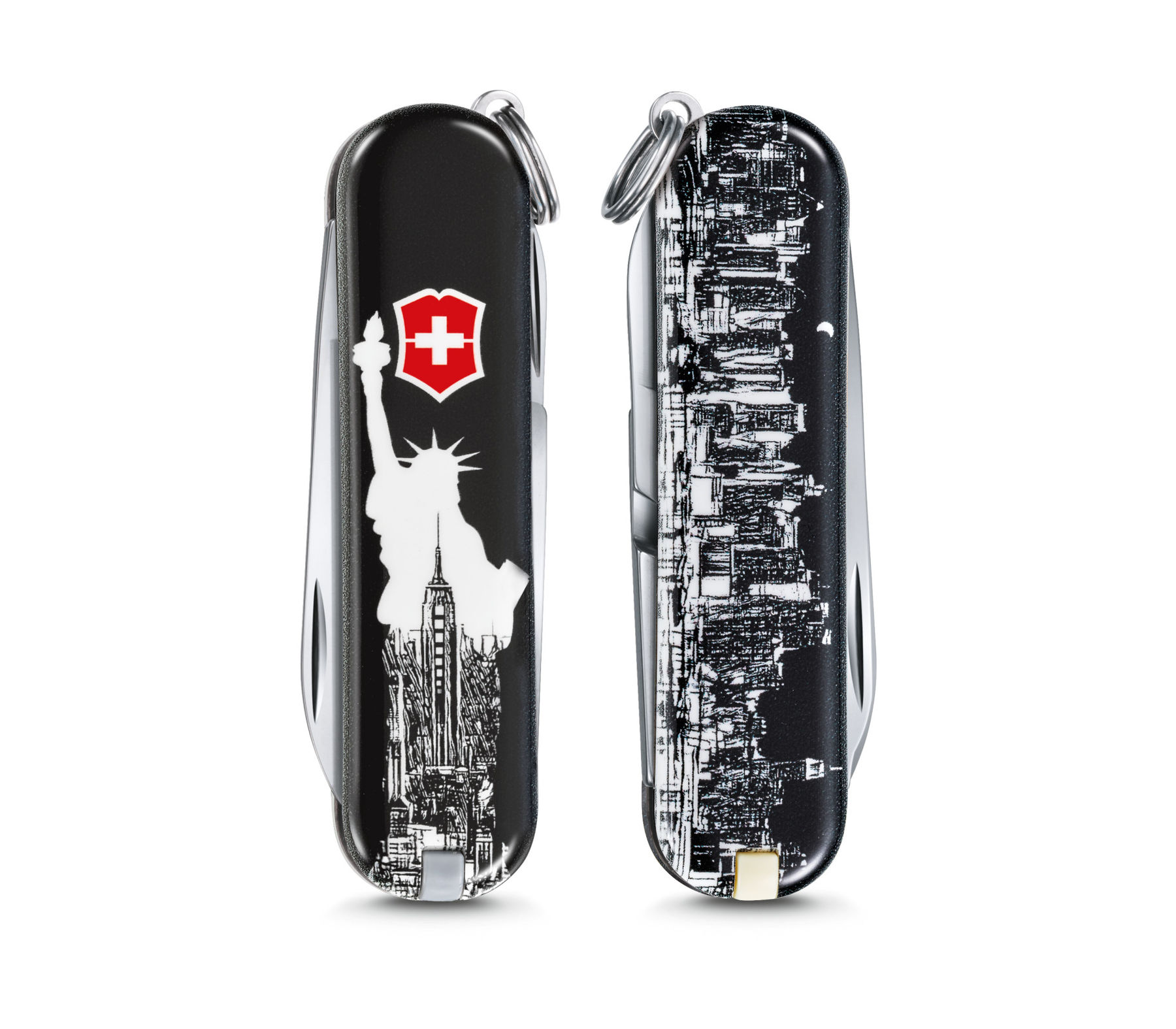 "Мультиинструмент VICTORINOX Classic Limited Edition 2018 ""New York"" -2"