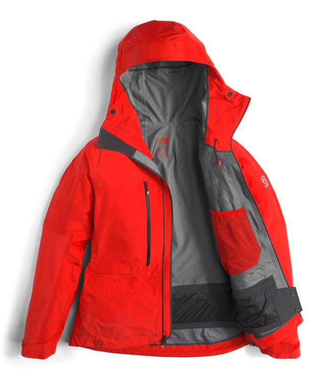 Куртка The North Face SUMMIT L5 GORE-TEX PRO-3