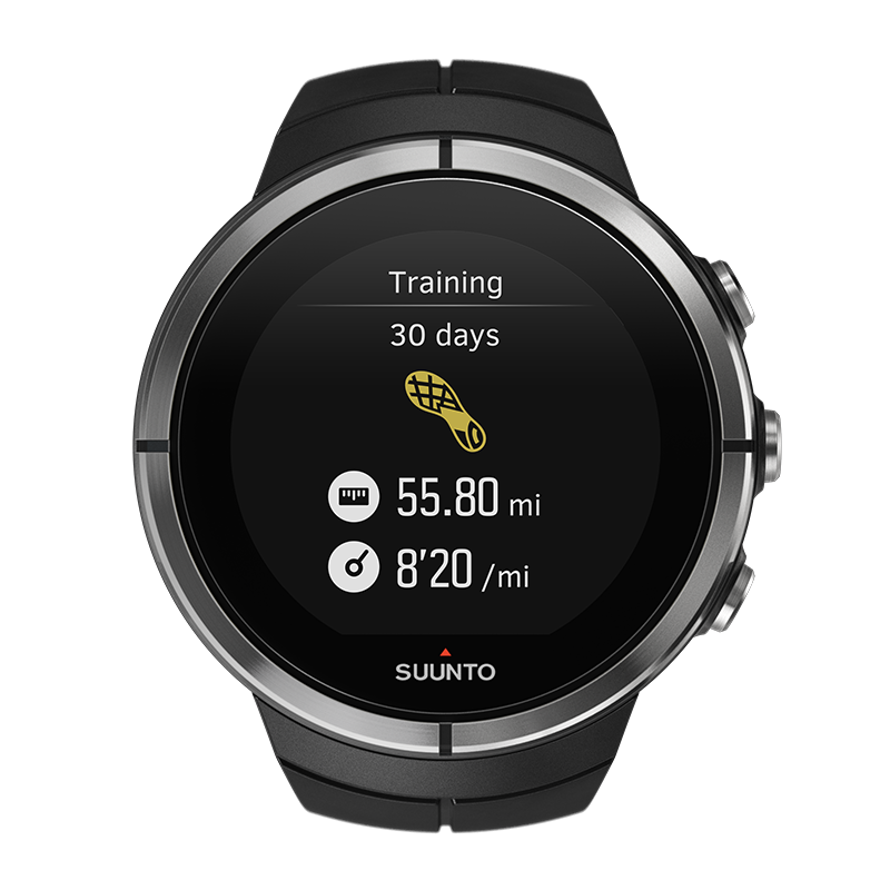 Часы SUUNTO SPARTAN ULTRA BLACK (HR)-1