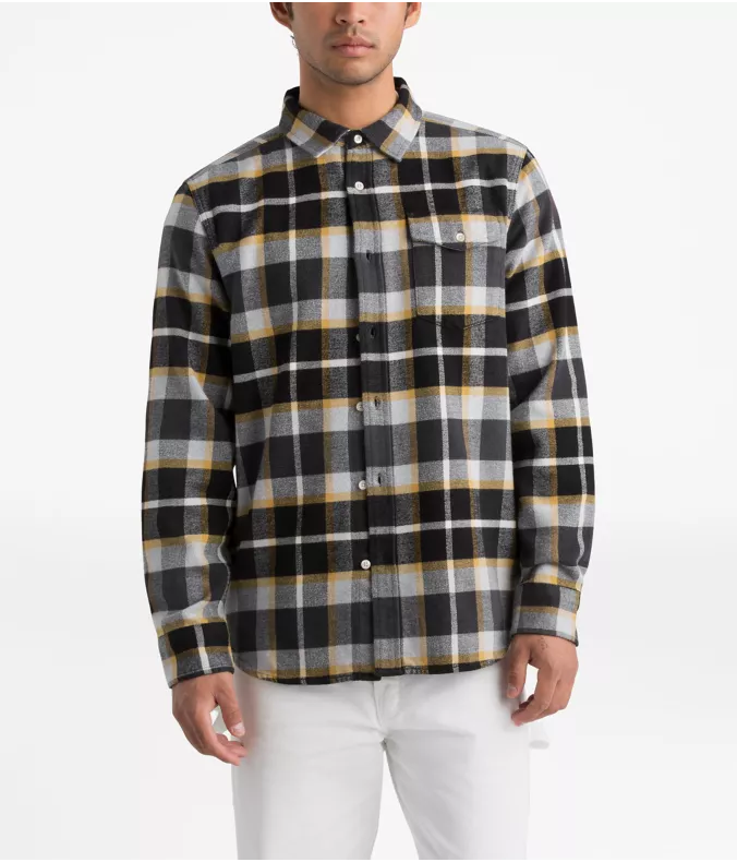 Рубашка The North Face Arroyo Flannel-3