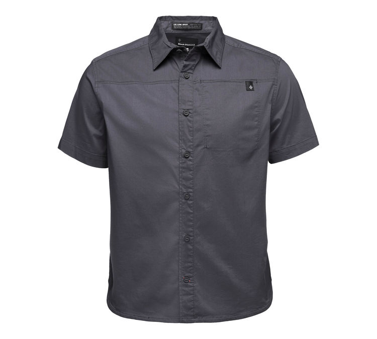 Рубашка BLACK DIAMOND Short Sleeve Stretch Operator